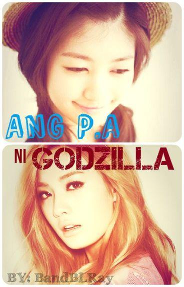 Ang P.A ni Godzilla (girlxgirl)