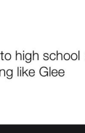 Glee Imagines by Banshee_Screams
