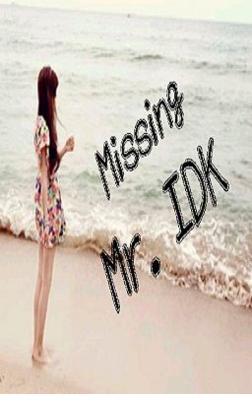 Missing Mr. IDK by GaemGirl