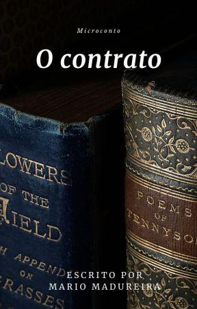 MICROCONTO - O contrato by eumariomadureira