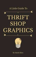 Thrift Shop Graphics by scribbly_writer