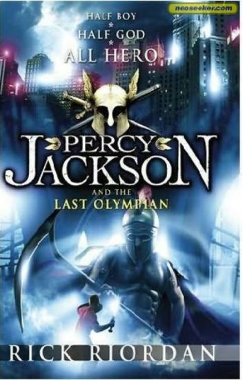 Gods and Demigods read Percy Jackson and the last olympian