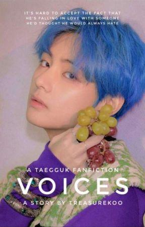 VOICES | TAEGGUK by treasurekoo