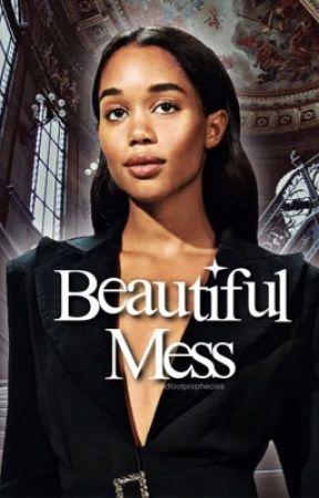 Beautiful Mess ➸ Finnick Odair by padfootprophecies