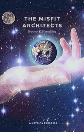 The Misfit Architects by HannahElHamalawy