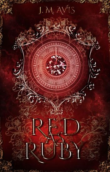 Red as Ruby (Harry Potter FF)