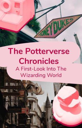 Secrets of the Wizarding World by WattpadPotterverse