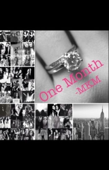 One Month (Camren FanFic)