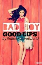 Bad Boy Good Lips (Werewolf) by NiallerforeverWorld