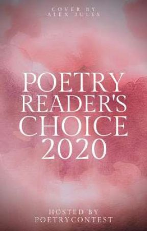 Poetry Reader's Choice 2020 [CLOSED] by PContest