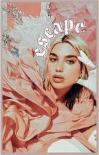 ─ escape , graphic shop  by salemdiablo