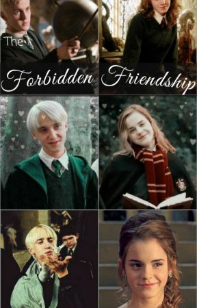 The Forbidden Friendship - A Dramione Story by gryffinclaw82