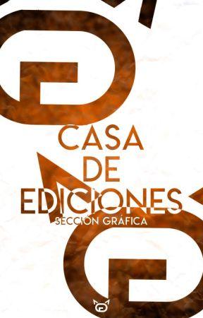 Casa de ediciones by CasaDeLosGatos