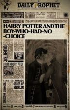 Harry Potter and The Boy Who Had No Choice by number1shipbuilder