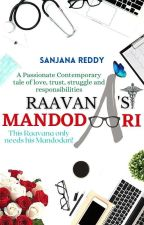 Raavana's Mandodari by virtueme01