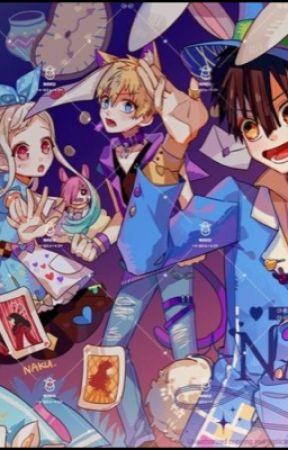 Yashiro in wonderland ( Hanako & Yashiro) fanfic by txrinx