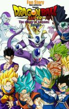 Dragon Ball Super: The slayer of saiyans: Cooler by daizyujin