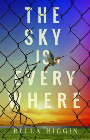 The Sky is Everywhere by Bella_Higgin