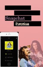 SnapChat -h.s & s.g by itsmonicaa