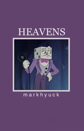Heavens ~ Markhyuck by AURAZENS