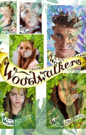 Coverbook - Woodwalkers by TikaaniVTavary