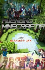 Avenging Minecraftia by Scarlett_Ink