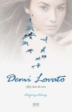 Demi Lovato - 365 Dias do Ano by RuteBraz