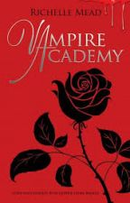 Unexpected Surprise (Vampire Academy Fan Fiction) by serena_salvatore