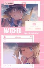 matched - amourshipping by goldpsyduck