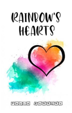 Rainbow's Hearts © by aguacateconlimon