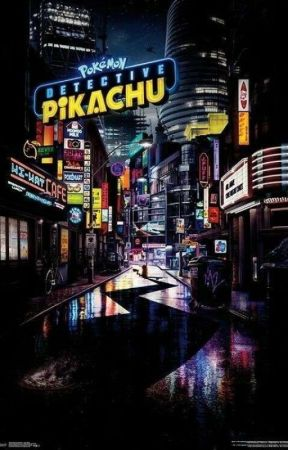 detective pikachu ditto lucy