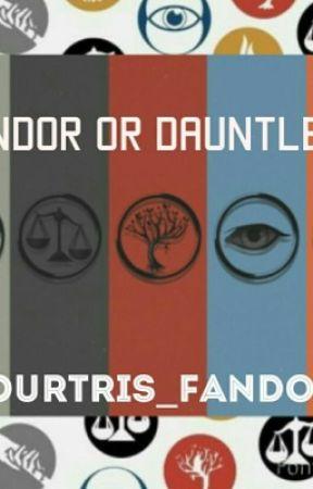 Divergent Candor or Dauntles by fourtris_fandom