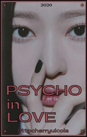 psycho in love   izone mystery au by httpcherryulcola