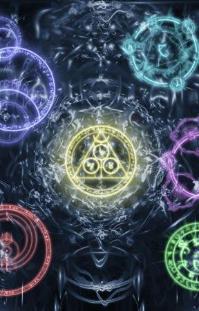 Occult World: Magica Proleiis by TheoAngeldust