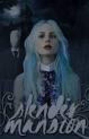 Slender Mansion (A Creepypasta Story. DISCONTINUED) by Aqua-Experiment