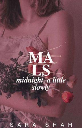 Midnight, A Little Slowly (Epiphanies) by LittleRogueQueen