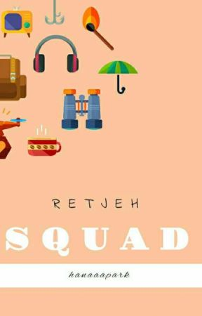Retjeh Squad by hanaaapark