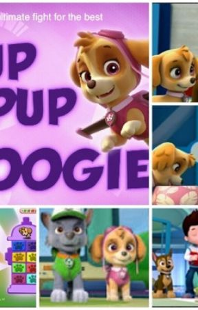 Paw Patrol: The Pup Pup Boogie - Chapter 9: You Can't get