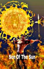 Son Of The Sun(BNHA X Male Reader) by MaxZone