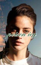 poison ivy ; female harry potter by trinity-mia