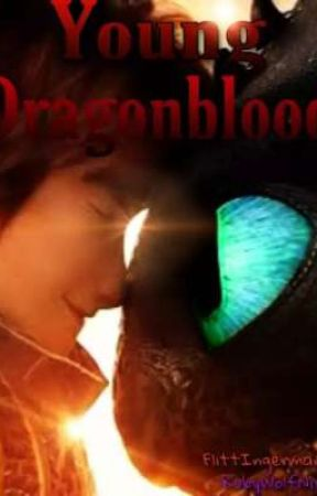 Young Dragonblood by FlittIngerman
