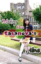 Making the Casanova's MINE. ♥ by SimplyPrincess