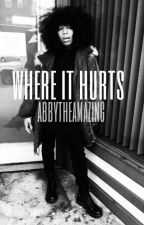 Where it hurts (a Chris Brown story) by AbbyTheAmazing