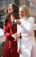 | Who Am I For You? | Idina Menzel and Kristen Bell fanfic by -fuckingmess-