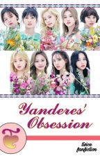 ❧ Yanderes' Obsession || Twice X Reader by Lezahrzaid29