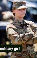 military girl  by ur-fav-les-girl
