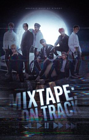 Mixtape: On Track [a graphic shop] by typicaljeon
