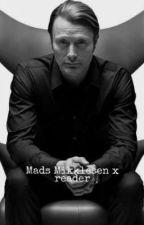 Mads Mikkelsen X Reader  by captain039