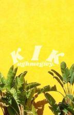 kik. / l.h. by endless-oceans