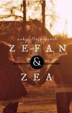 Zefan & Zea by askyfullofpopcorn